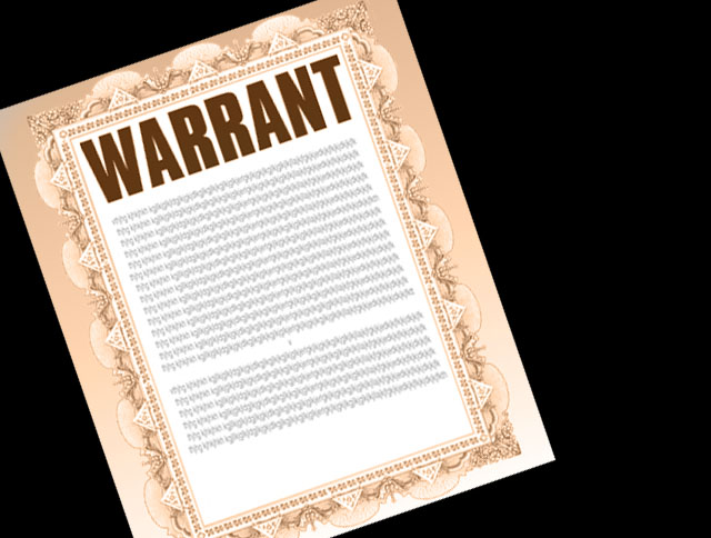 Do you have a warrant? | ABOGADO EN FRESNO